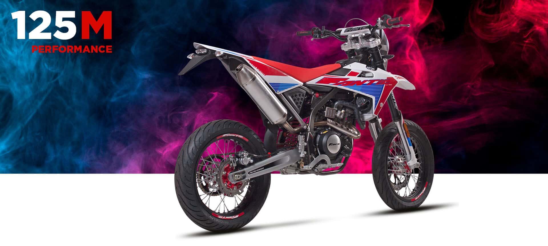 Fantic 125m Performance motorsykkel   Fantic Motor Norge