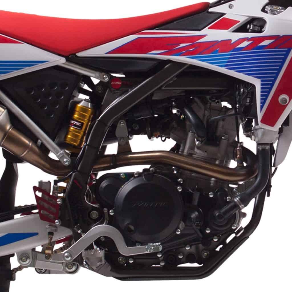 Fantic 250e Competition motorsykkel | Fantic Motor Norge