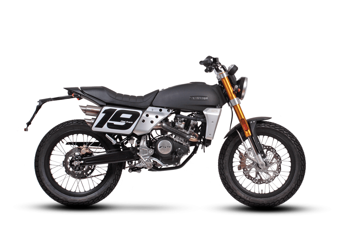 Flat Track 125cc - Caballero | Fantic Motor Norge